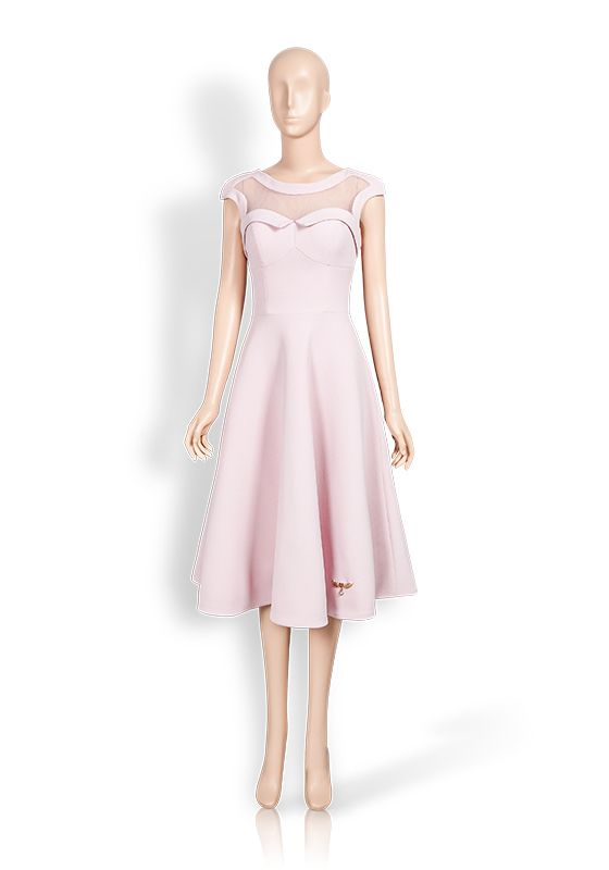 Phoenix V Judy ALine occasion dress