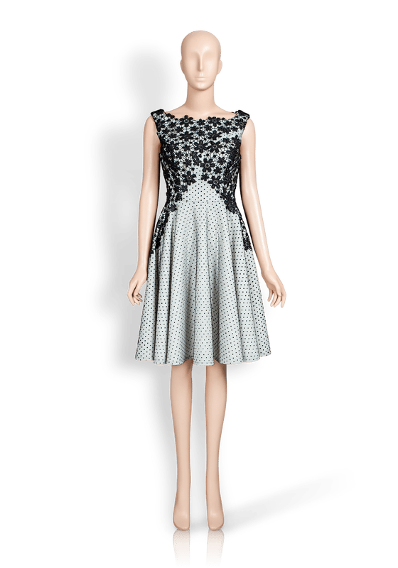 Phoenix V Hope ALine occasion dress