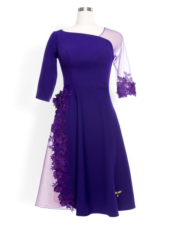 Phoenix V Fiana ALine occasion dress