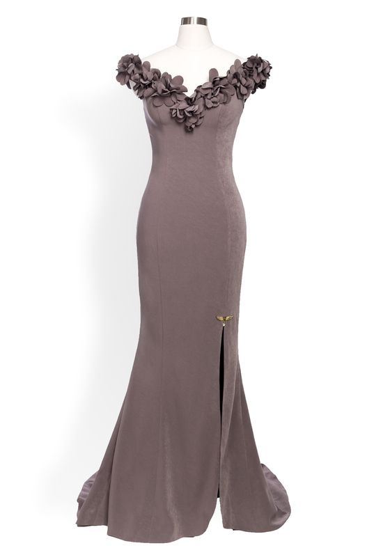Phoenix V Kime gown occasion dress