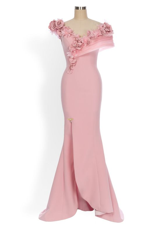 Phoenix V Joya gown occasion dress