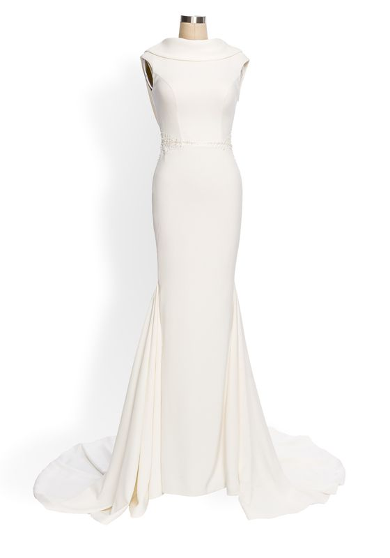 Phoenix V Hilda gown occasion dress