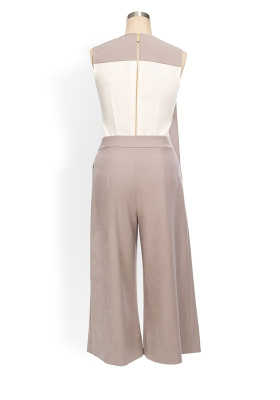 Phoenix V Katelyn jumpsuit collection occasion wear, rear view