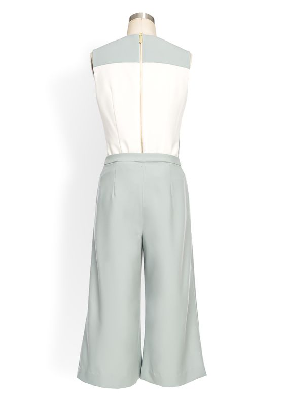 Phoenix V Inis jumpsuit occasion wear, rear view