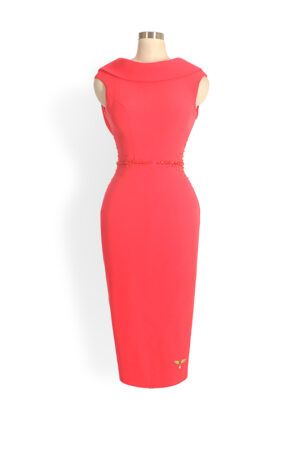 Phoenix V Quigley pencil occasion dress