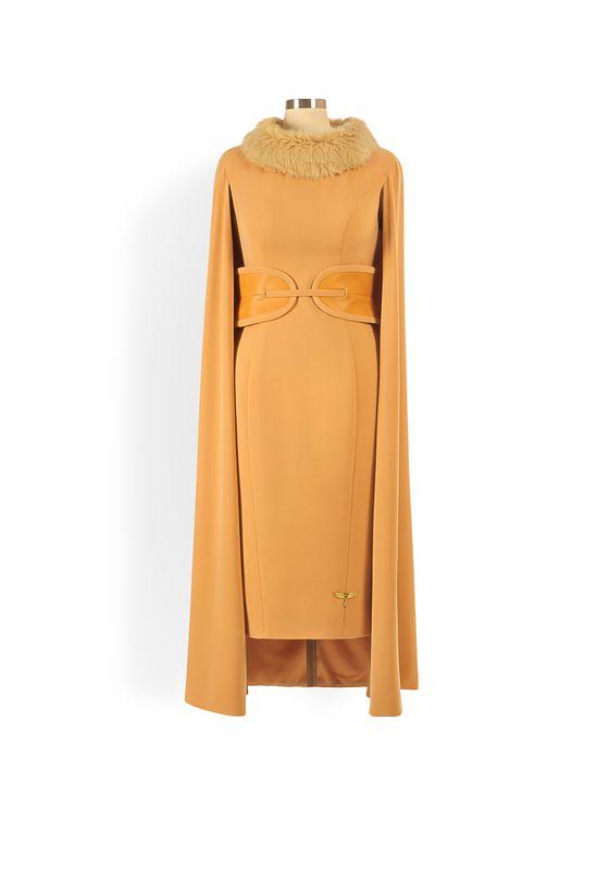 Phoenix V Harriet pencil occasion dress