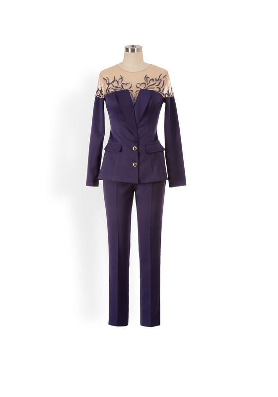 Phoenix V Flor jumpsuit collection occasion wear