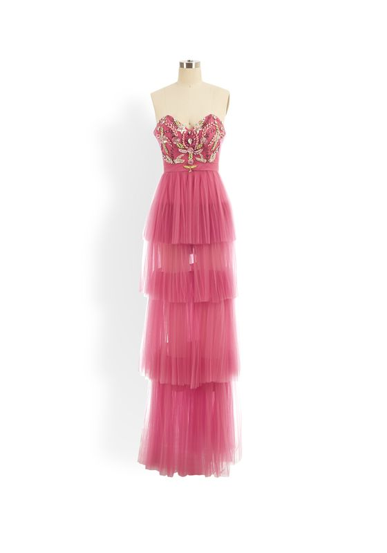 Phoenix V Jurgita gown occasion dress