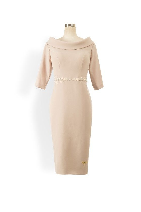 Phoenix V Kiwa pencil occasion dress