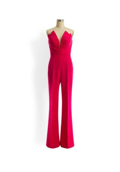 Phoenix V Fai jumpsuit occasion wear