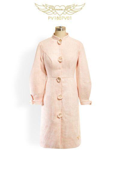 Phoenix V Auxa coat occasion wear