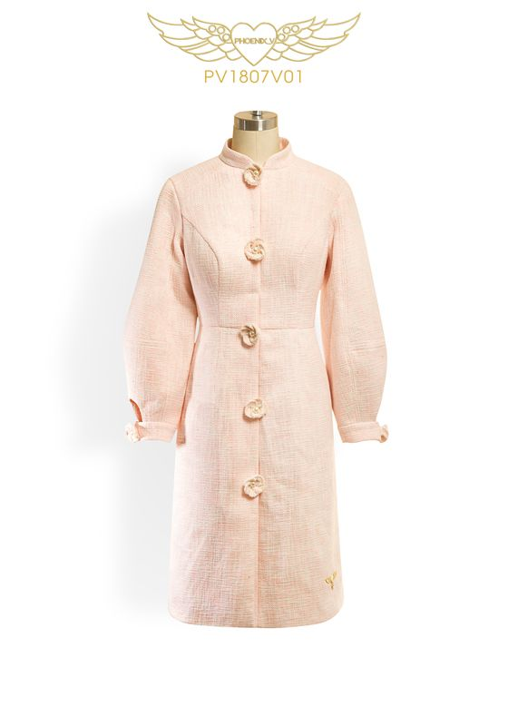 Phoenix V Auxa coat occasion wear