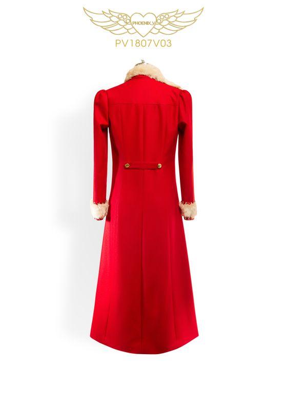 Phoenix V coat occasion wear