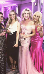 Ciara O Doherty - at an award ceremony in Dublin
