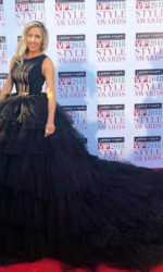 Lisa Jordan - Just Jordan Blog - at the VIP Style awards
