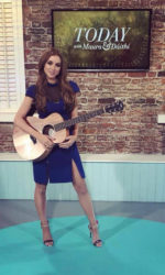 Una Healy - on the Today Show with Maura & Daithi